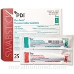PDI PVP IODINE DUO-SWAB.  PVP
